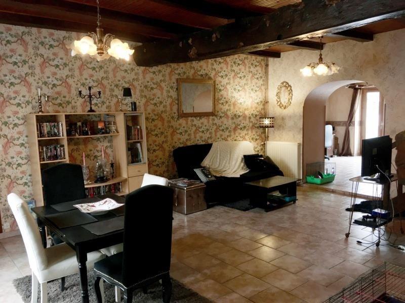 Investment property house / villa Vivonne 168000€ - Picture 3