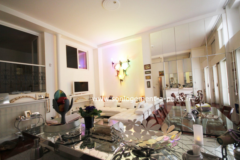 Deluxe sale loft/workshop/open plan Paris 10ème 1790000€ - Picture 7