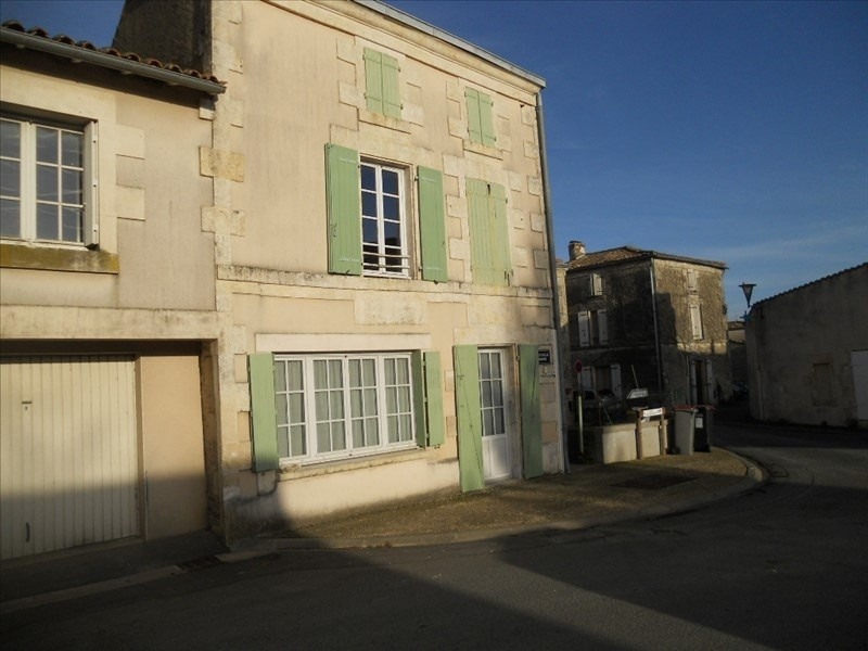 Vente maison / villa Le vanneau 92 020€ - Photo 1