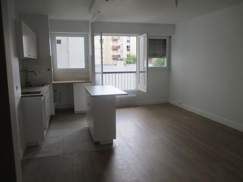 Rental apartment Paris 14ème 1035€ CC - Picture 1