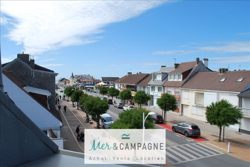 Sale apartment Fort mahon plage 39 500€ - Picture 2
