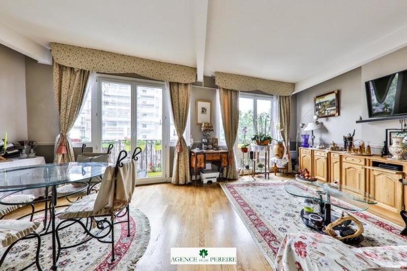 Deluxe sale apartment Paris 17ème 1050000€ - Picture 4