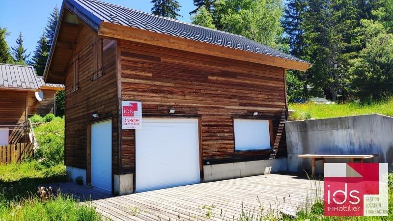 Venta  casa Le collet d'allevard 180000€ - Fotografía 1