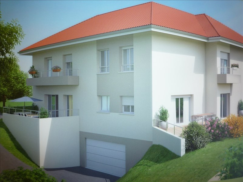 Sale apartment Jonzier epagny 380 000€ - Picture 2