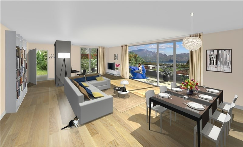 Vendita casa Pugny chatenod 344000€ - Fotografia 2