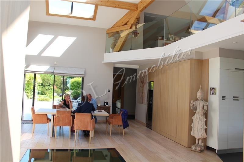 Deluxe sale house / villa Lamorlaye 1870000€ - Picture 10