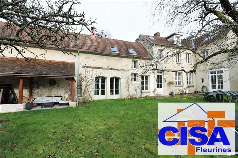 Vente maison / villa Fleurines 483000€ - Photo 1