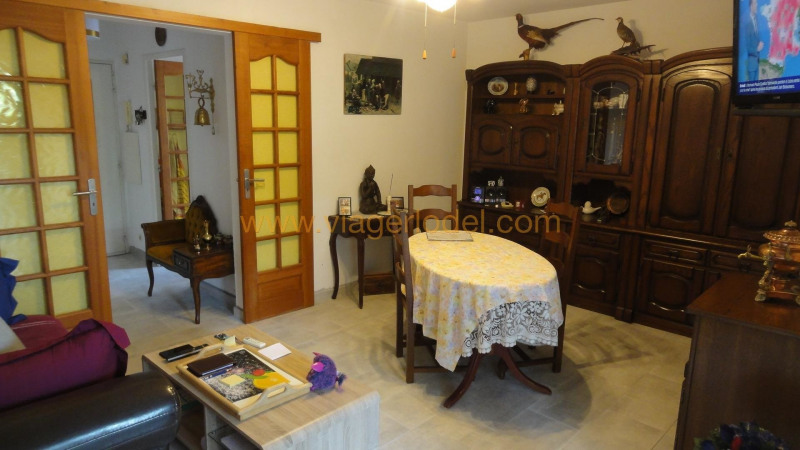 Verkauf auf rentenbasis wohnung Fréjus 47000€ - Fotografie 3