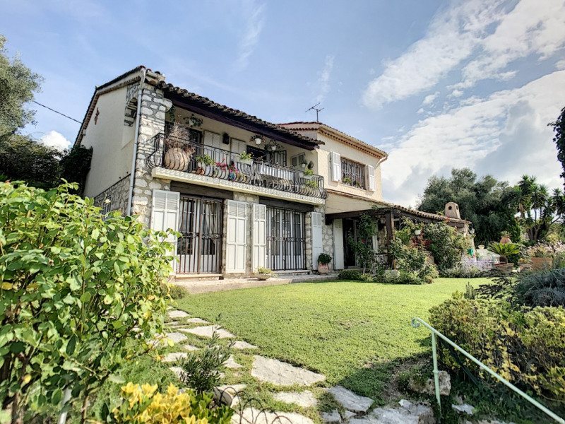 Vente de prestige maison / villa Vence 1160000€ - Photo 1