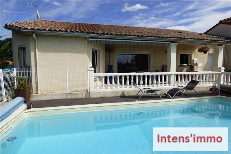 Sale house / villa Mours st eusebe 299000€ - Picture 2