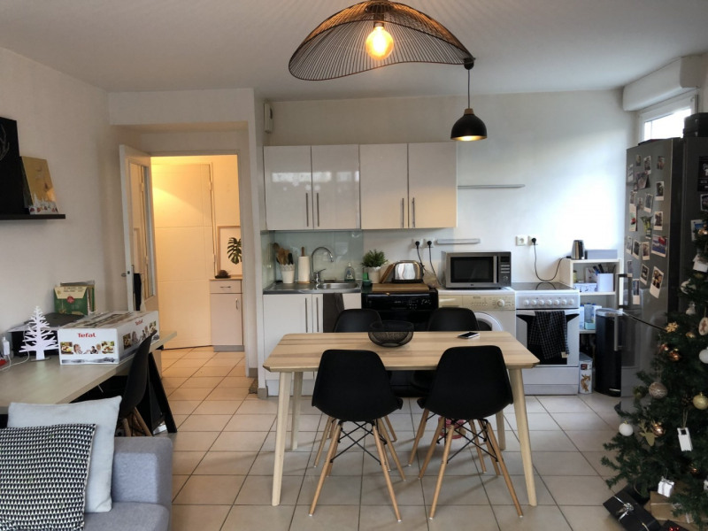 REZ-DE-JARDIN/PISCINE T2 avec terrasse et jardin de 59m²