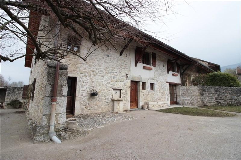 Vente maison / villa Clarafond 639000€ - Photo 1