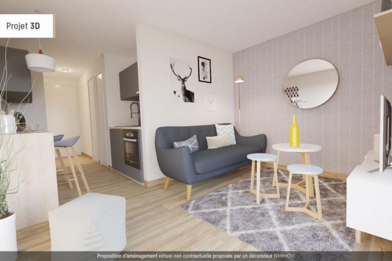 Vente appartement Villeneuve loubet 141000€ - Photo 4