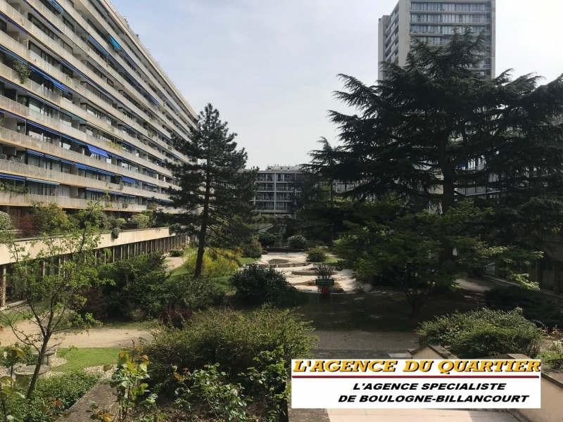 Venta  apartamento Boulogne billancourt 550000€ - Fotografía 2