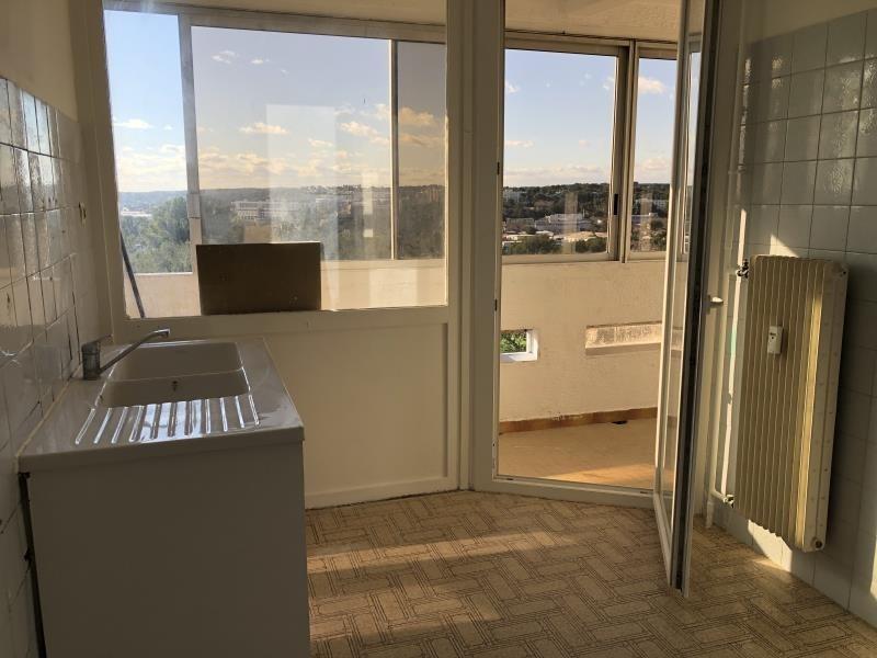 Sale apartment Nimes 29000€ - Picture 8