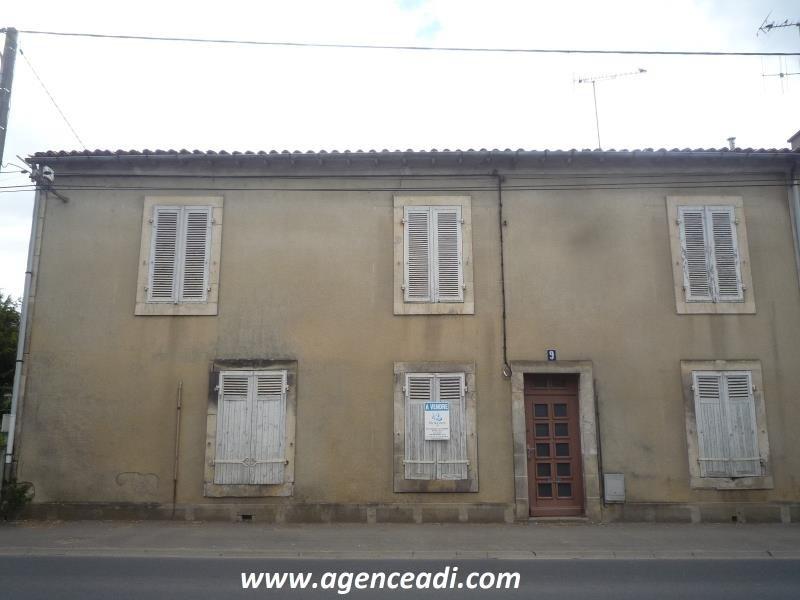 Vente maison / villa St maixent l ecole 66900€ - Photo 1