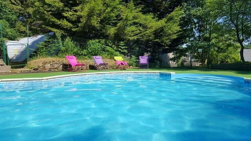 Sale house / villa Plesidy 256400€ - Picture 9