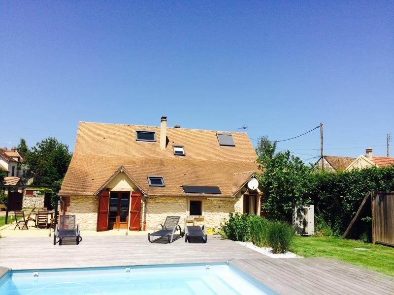 Vendita casa Chaufour les bonnieres 359000€ - Fotografia 1
