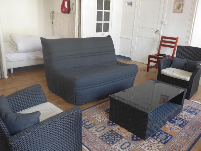 Verkoop  appartement Le palais 118100€ - Foto 1