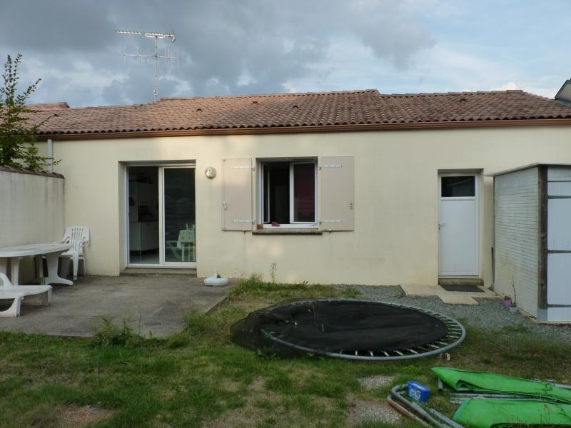 Rental house / villa La chaize le vicomte 550€ CC - Picture 1