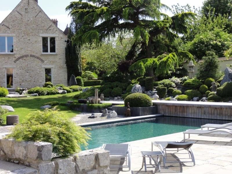 Vente de prestige maison / villa 10 min montfort l'amaury 1590000€ - Photo 1