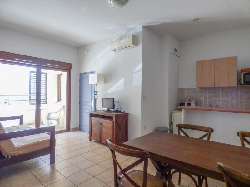 Verkoop  appartement Uzes 110000€ - Foto 1