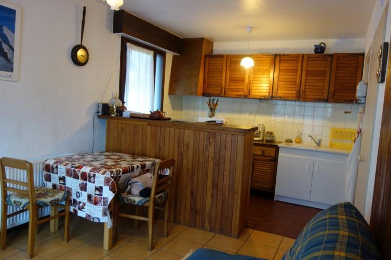 Vente appartement Les houches 166000€ - Photo 5