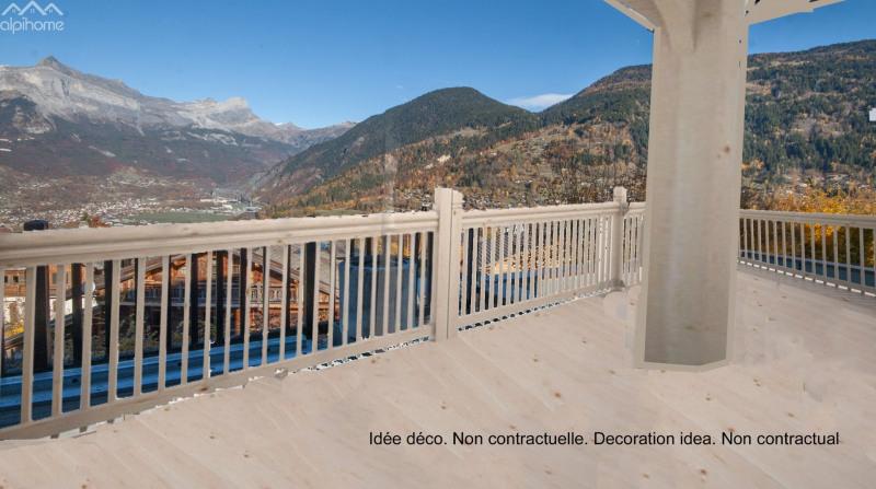 Deluxe sale house / villa Saint gervais les bains 590000€ - Picture 14