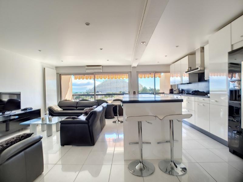Vente appartement Villeneuve loubet 450000€ - Photo 2