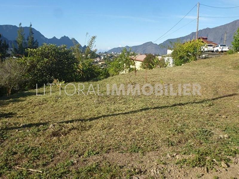 Vente terrain Cilaos 88000€ - Photo 3