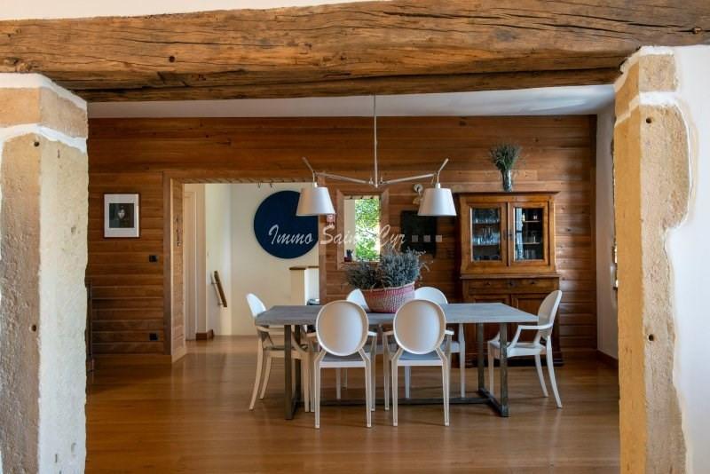 Vente de prestige maison / villa St cyr au mont d'or 1490000€ - Photo 6
