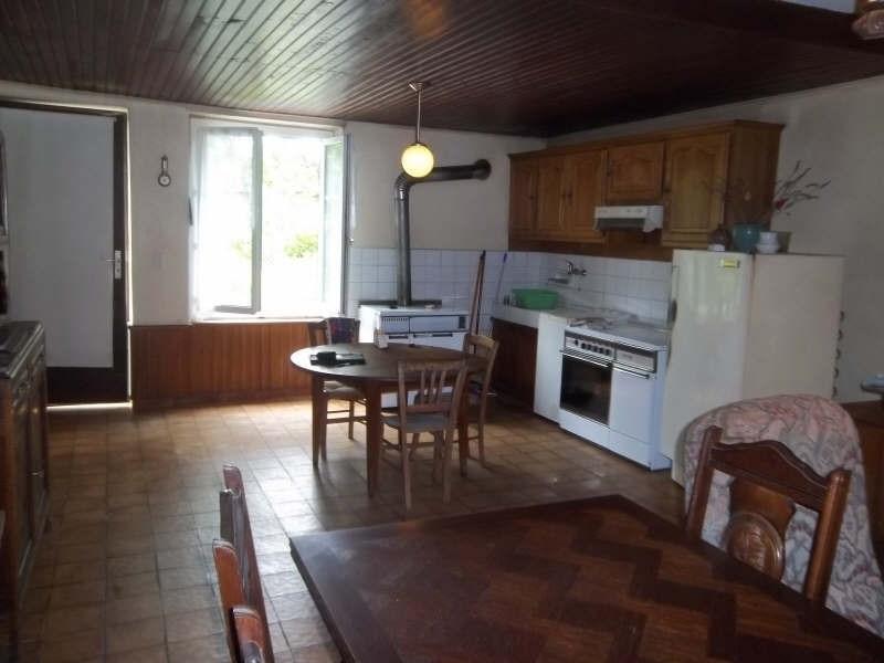 Vente maison / villa Civaux 80000€ - Photo 3