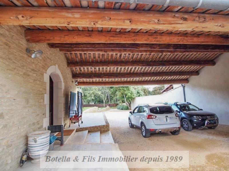 Vente de prestige maison / villa Uzes 730000€ - Photo 12