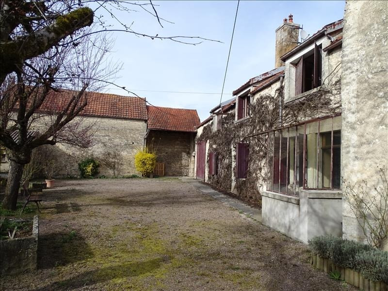 Vente maison / villa Leuglay 49500€ - Photo 10