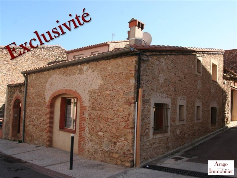 Investment property building Calce 148 600€ - Picture 1