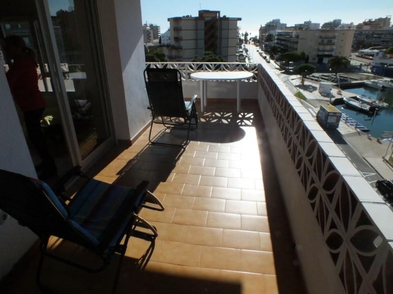 Location vacances appartement Roses santa - margarita 320€ - Photo 2