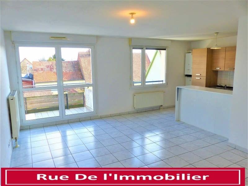 Vente appartement Oberhoffen sur moder 159490€ - Photo 1