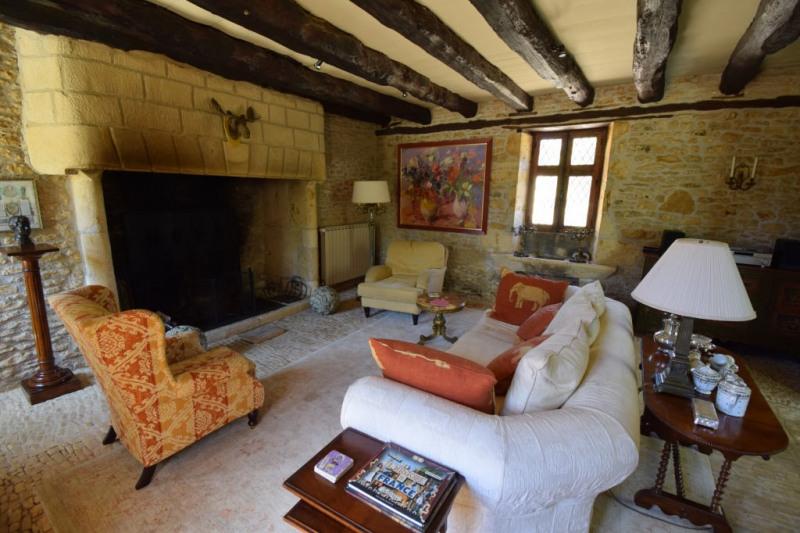 Vente de prestige maison / villa La chapelle-aubareil 849000€ - Photo 9