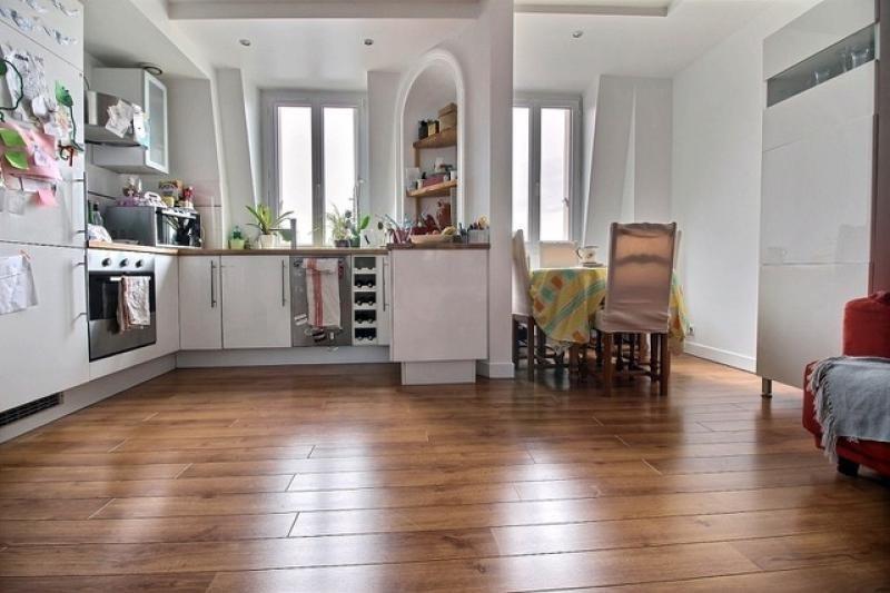 Sale apartment Issy les moulineaux 480000€ - Picture 2