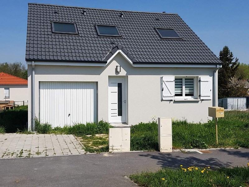 Vente maison / villa Bazancourt 206700€ - Photo 1