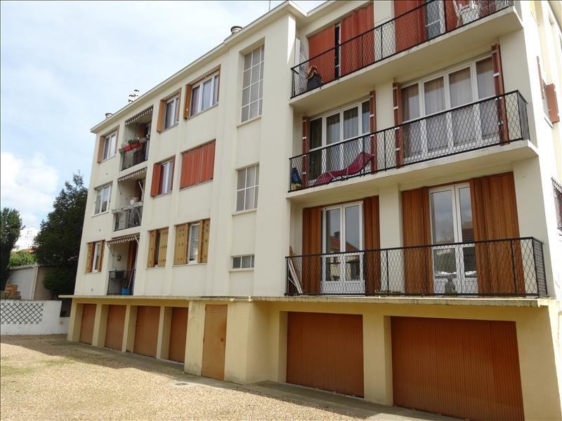Rental apartment Asnieres sur seine 1070€ CC - Picture 2