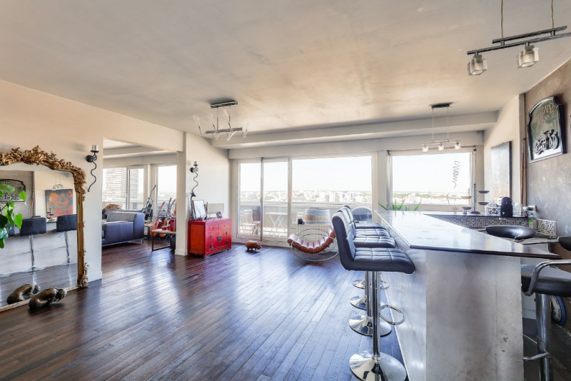 Vente de prestige appartement Paris 13ème 1550000€ - Photo 8