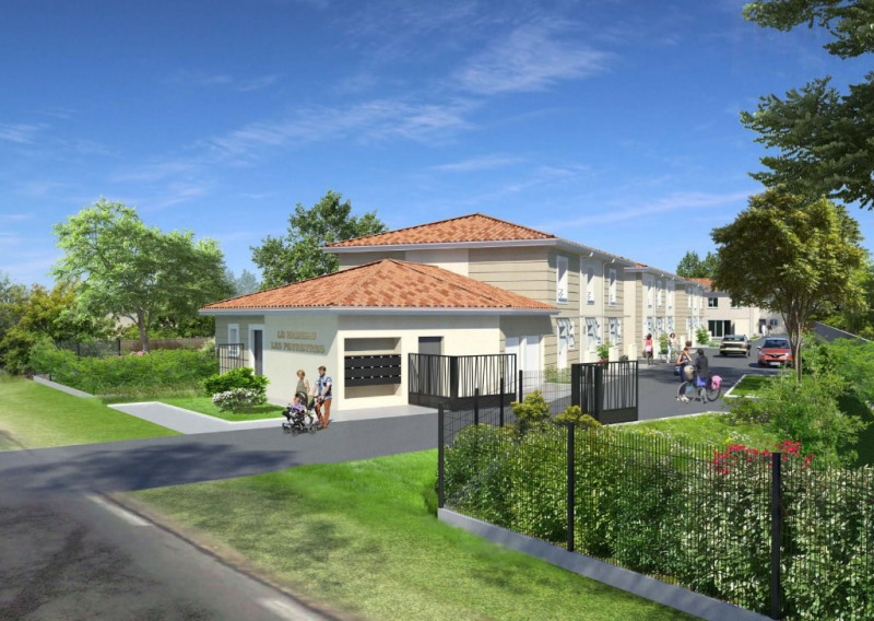 Vente maison / villa Le taillan medoc 270850€ - Photo 2