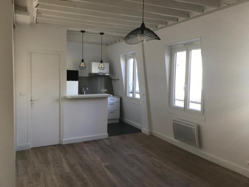 Location appartement Paris 8ème 1 100€ CC - Photo 1
