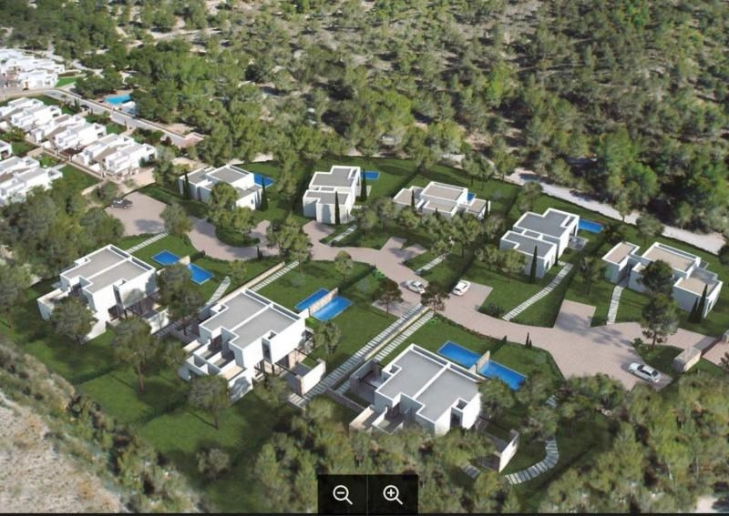 Verkauf von luxusobjekt haus Las colinas golf orihuela 465000€ - Fotografie 11