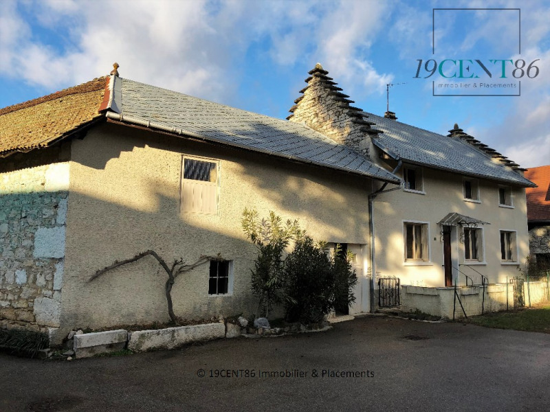 Vente maison / villa Belley 128 000€ - Photo 1