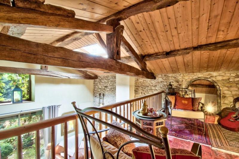 Vente maison / villa Morancé 480000€ - Photo 8
