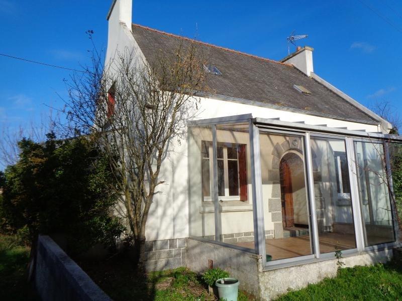Vente maison / villa Plouescat 107000€ - Photo 3