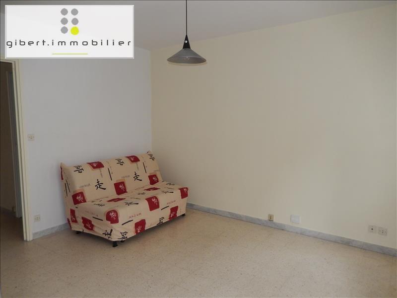 Rental apartment Le puy en velay 302€ CC - Picture 3