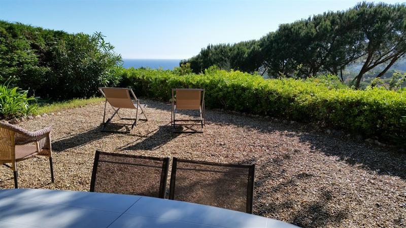 Location vacances maison / villa La croix valmer 770€ - Photo 3